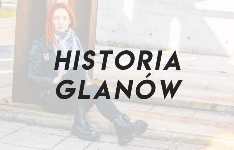 Historia glanów