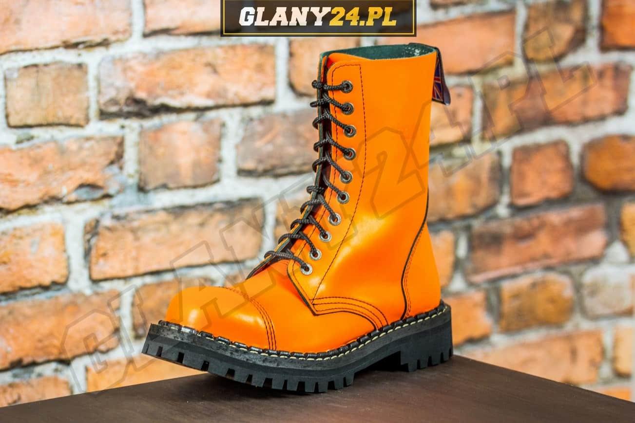 Glany POMARAŃCZOWE
