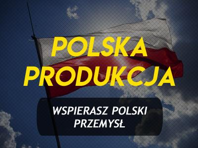 Glany wyprodukowane w Polsce