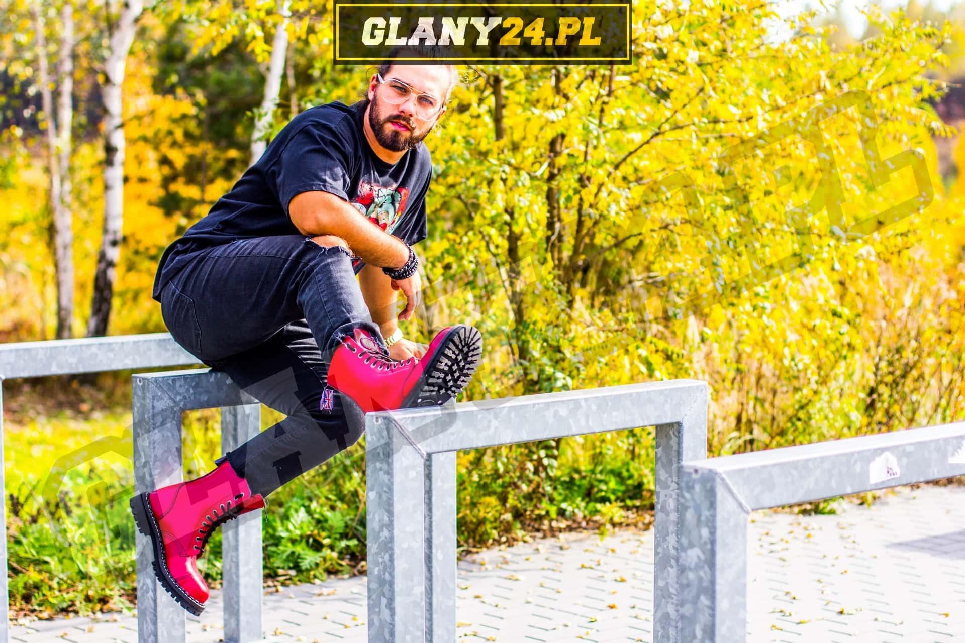 Glany CZERWONE